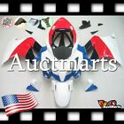 For Honda VFR800 2002-2012 Fairing Bodywork ABS Plastic Kit Blue Red 1x12 PA