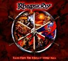 Rhapsody : Tales From The Emerald Sword Saga (Best CD FREE Shipping, Save £s
