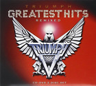 TRIUMPH:GREATEST HITS REMIXED CD NEW