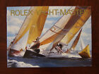NOS Vintage 1997 Genuine Rolex Yachtmaster Booklet Perfect Condition