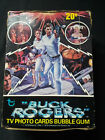 1979 full buck rogers wax pack cards box 36 packs