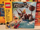 LEGO Pirates SHIPWRECK DEFENSE 70409 Cannon Soldier Pirate SEALED Box Damage