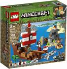 Lego 21152 LEGO Minecraft The Pirate Ship Adventure 21152 Building Kit 386 Piece