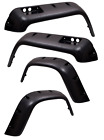 Outland 391163310 6 Piece All Terrain Fender Flare Kit for Jeep CJ Models