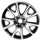 OEM Reman 18 X 75 Alloy Wheel All Painted Bright Smoked Hypersilver 73716B