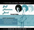 Geff Harrison Band - Together / Geff Harrison and The London [CD]