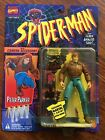 Spider Man Peter Parker action figure with camera accessory 1994 toy biz NIP