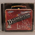 =D GENERATION No Lunch (CD 1996 Columbia Records) CSK 8193