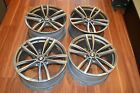 19 BMW OEM M Sport RIMS off of 7 series Curb rash need to be refinished