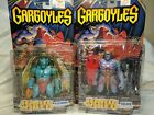 Disney Gargoyles Hard Wired Action Figure Lot Goliath Broadway Kenner Complete