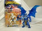 Disney Gargoyles Action Figure Lot Rainstorm Hudson Icestorm Brooklyn Kenner Toy