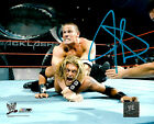 JOHN CENA WWF WWE AUTOGRAPHED 8X10 PHOTOGRAPH EXTREMELY RARE U CANT SEE ME