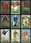 1951 Topps Magic Football Cards 31
