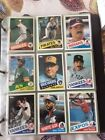 1985 Topps Traded Complete Set