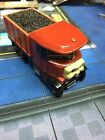 THOMAS THE TRAIN TRACKMASTER MOTORIZED ELIZABETH TOMY 2003 Tested Toy Red Orange
