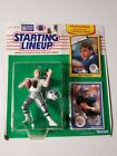 Starting Lineup 1989 Troy Aikman With Rookie Card
