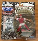 1997 COOPERSTOWN JOHNNY BENCH KENNER STARTING LINEUP~NIP