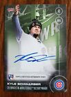 Kyle Shwarber 2016 Topps Now #OS-5B (RC) Certified On Card Autograph 127 199