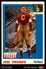 Jim Thorpe Cards and Autograph Guide 15