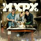 MxPx : Secret Weapon [us Import] CD (2007) Incredible Value and Free Shipping!