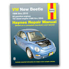 Haynes 96009 Repair Manual Volkswagen VW New Beetle 1.8 2.0L Gas 98-10 1.9L ym
