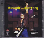 THE MICHAEL SCHENKER GROUP ASSAULT & BATTERY CD ALBUM CRY FOR THE NATIONS ROCK