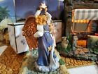 Fontanini Carolina the Christ Angel Nativity Set 5 Collection Heirloom New Rare