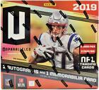 2019 PANINI UNPARALLELED FOOTBALL FACTORY SEALED HOBBY BOX