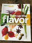 WEIGHT WATCHERS 360 COOKBOOK TURN UP THE FLAVOR 200 DELICIOUS RECIPES SOFTCOVER