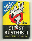 1989 Topps Ghostbusters II Trading Cards 9