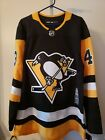 Conor Sheary #43 Authentic Pittsburgh Penguins Jersey 52 Brand New