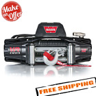 Warn 103254 VR EVO 12000 lb Winch w Steel Rope for Truck Jeep SUV