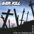 Overkill : From the Underground and Below CD (2001) Expertly Refurbished Product