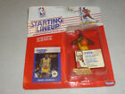 NEW STARTING LINEUP MAGIC JOHNSON CARDED FIGURE W CARD KENNER 1988 VINTAGE NOC