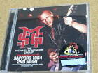 THE MICHAEL SCHENKER GROUP SAPPORO 1984 2ND NIGHT LIVE CD ALBUM ROCK POPS