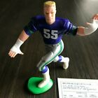 1988 Starting Lineup Brian Bosworth Figure & Card Vintage 80s Football NFL Boz 1