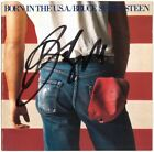 BRUCE SPRINGSTEEN Born in the USA Dancing In the Dark CD To Run Autograph SIGNED