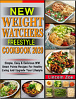 New Weight Watchers Freestyle Cookbook 2020  Simple Easy  PDF Eb00k