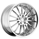 Coventry Whitley 20x10 5x108 +25mm Chrome Wheel Rim