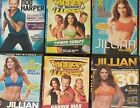 BIGGEST LOSER WORKOUT DVD 6 Disc Weight Loss Cardio Energy Exercise Diet