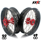 3.5/4.5 SUPERMOTO WHEELS CUSH DRIVE RIMS FOR KTM 690 ENDURO R 2008-19 300mm DISC
