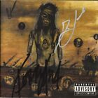 SLAYER Christ Illusion, KERRY KING DAVE LOMBARDO Reign in Blood Autograph SIGNED
