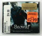 Beowulf [Motion Picture Soundtrack Score] by Alan Silvestri ~ NEW CD (2007)