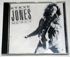 STEVE JONES - MERCY CD Made in Japan Early Pressing for USA MCA 42006 1987