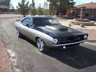 1972 Plymouth Barracuda KINDIG IT Design 1972, Custom Cuda Restomod, Supercharged 6.4L HEMI