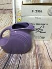 Fiesta Large Lilac Disc Water Pitcher 67 oz 7