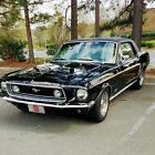 1968 Ford Mustang Vinyl top 1968 Ford Mustang GT
