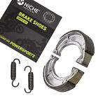 NICHE Brake Shoe Yamaha YZ250 SR400 YZ490 YCS1 RD200 DT1 IT490 IT250 Front Rear