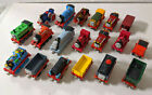 Lot of 19 Thomas & Friends Take Along Diecast Train Engines Cars Learning Curve