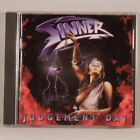 SINNER Judgement Day (CD 1997 Saraya Recordings) 431015